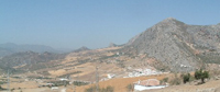 the view from Aciano Apartment, Self Catering Accommodation Andalucia